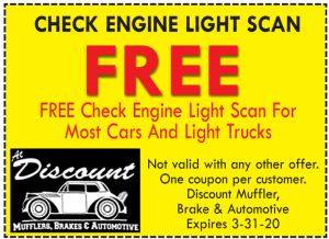 Free Engine Check Light Scan