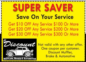 Auto Repair Coupon